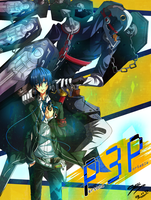 P3P - Persona 3 Portable by x-ShinyStar-x
