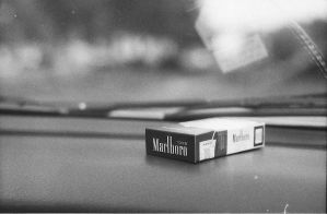 Cigarettes by zdenduard
