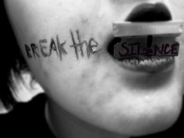 break the silence by FireAgainstIce