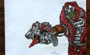 Gears of War 2 by Patres68
