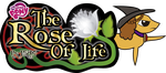 The Rose Of Life Logo by j5a4