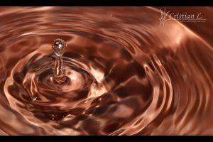 Water drop-12 by LCristian
