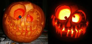 EM: Clocktower Pumpkin by g0N3Morganna