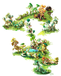 All the Little Sprouts! by Colonels-Corner
