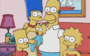 Ouran Tiled Simpsons Mistake by smallrinilady