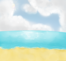 Oceanic View by Luna-Chii