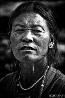 Faces of Tibet by FelixTo