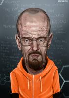Walter White by rcrosby93