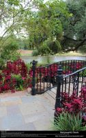 Natchitoches Garden Stock 11 by Melyssah6-Stock