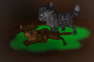 Love is Blind (Contest Entry for Espenfluss) by Speckelpelt
