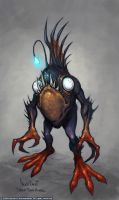 Deep Sea Murloc by Arsenal21