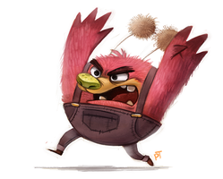 Day 532. Fuzzy Lumpkins by Cryptid-Creations