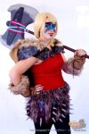 How to train your dragon - Astrid by fiery-dragon