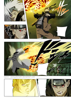 Naruto 673 Pag 4 Color by SenjuKatashi