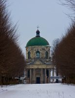 Church near Lvov by BenKodjak