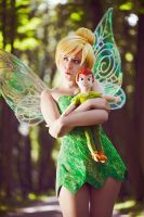 Tinkerbell - Peter Pan is mine! by Tink-Ichigo