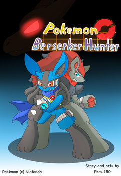 Pokemon: Berserker Hunter -Cover- by PKM-150