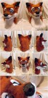 Fox partial suit by Adele-Waldrom