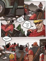 TF2: Be Efficient Be Polite 47 by spacerocketbunny