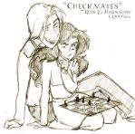 Checkmates - HP by lberghol