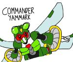 Commander Yammark by tanlisette