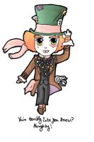 Hatter - You're terribly late! by Hatters-Workshop