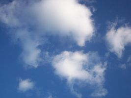clouds iv by Capoodra-StockImages