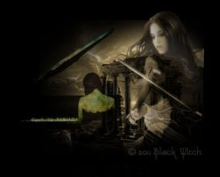 Symphony To The Ancients by B1ackWitch