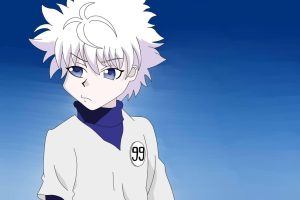 Killua Zoldyck by Reiusa