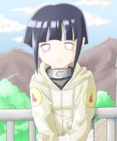Hinata-chan by christenlanger