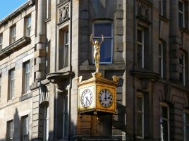 Golden Time, Newcastle by bobswin