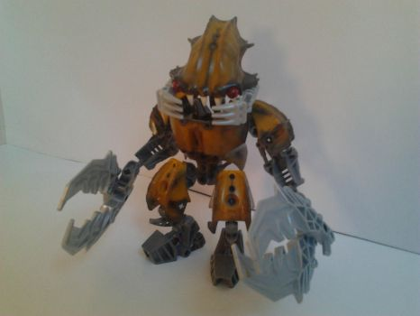 Bionicle: Carapar (Stars) by Cryokina