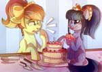 What Have You Done?! by ElskaFox