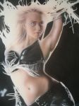 Alba Airbrushed Sin City by Mathius88