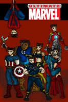 Ultimate Marvel... by Cheesedemon88