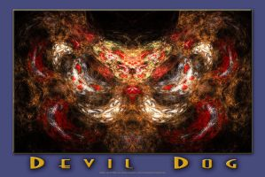 Devil Dog by guitarzar