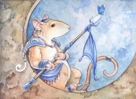 Mousemage by ursulav