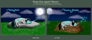 Before and After by ShadowBreath