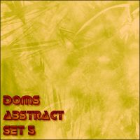 Doms abstract set 5 by lildom