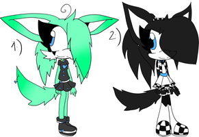 Sonic Adoptables 6 +CLOSED+ by Sky-Yoshi