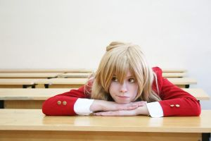 Taiga cosplay school by Tenori-Tiger