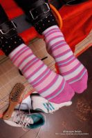 Socks by request by DivaRope