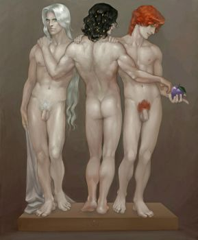 the three graces by Insant