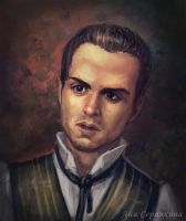 Jim Moriarty by Annet-CAT
