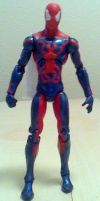 Spider-Man Unlimited Figure by Vash-15