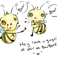Boo Bees by pAtChEzS