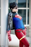 I'm Pretty RAD Myself - Superboy by SilverShadeCosplay