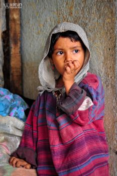 Little Girl by varunabhiram