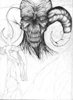 The Demon by deathface