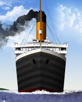 TITANIC SETS SAIL updated by ERIC-ARTS-inc